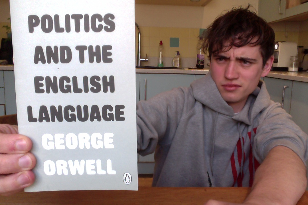 george orwell politics and the english language 1946 thesis George orwell 1946 essay politics and the english language, george orwell 1946 essay politics and the english language, write thesis proposal introduction.