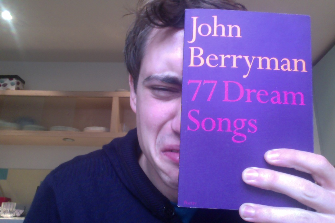 john berrymans the dream songs essay Patrick samway sj explores john berryman's visit to dublin and the people and   the latter two texts were combined into a volume entitled the dream songs   later, one of his projects— a book of elegies, essays, and interpretations of the.