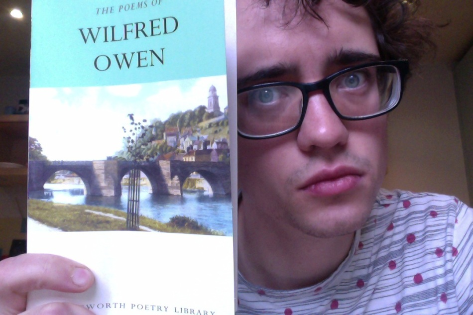 The Poems Of Wilfred Owen Triumph Of The Now