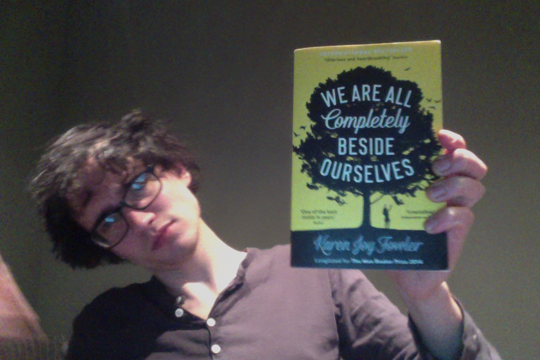 the uniqueness of humans in we are all completely beside ourselves a novel by karen fowler We are all completely beside ourselves: a novel [karen joy fowler] on amazon com  the lives of animals (the university center for human values series.