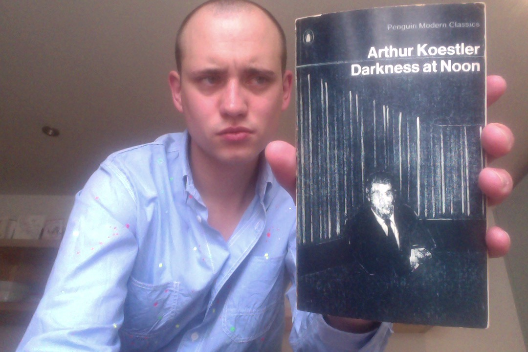 A review of arthur koestlers darkness at noon